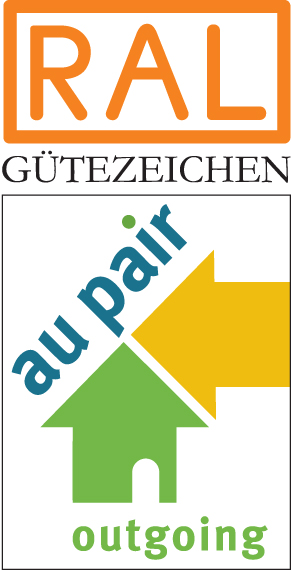 RAL Logo Au-pair outgoing